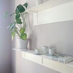 Mandags inspirasjon med Paper porcelain og Brackets Included shelves.  #HAY #haynorge #paperporcelain #scholtenandbaijings
