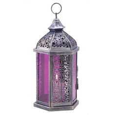 Gifts & Decor Antique Pewter Finish Enchanted Amethyst Candle Lantern Gifts & Decor,http://www.amazon.com/dp/B004GLIK4W/ref=cm_sw_r_pi_dp_CqxEsb1YVM32Z6KM