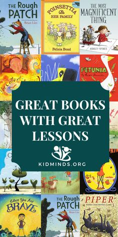 100 Great Children's Books is the selection of the best written, more inspiring, beautiful, and entertaining picture books you might not know about. Best Children Books, Childrens Books, Children Songs, Read Aloud Books, Great Books, 100 Best Books, New Children's Books, Big Books, Children's Picture Books