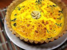 Torta de espinafre :: Pimenta na cozinha