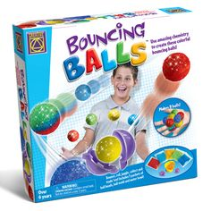 Everyone loves bouncy balls...now you can make your own!
