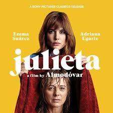 Julieta (2016) R: Pedro Almodovar