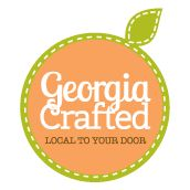 Georgia Crafted -- a new small business featuring monthly boxes of 4-5 locally- produced items, ranging from snacks to music. Launches in about a week. <3 this idea. Buy local, y'all!