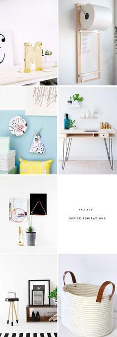 Fall For… Office Aspirations