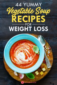 10 Yummy And Quick Vegetable Soup Recipes For Weight Loss soup healthy recipes rezepte soup soup Quick Vegetable Soup, Weight Loss Vegetable Soup Recipe, Vegetable Soup Recipes, Healthy Soup Recipes, Healthy Diet Plans, Diet Recipes, Vegetarian Recipes, Diet Tips, Diet Meals