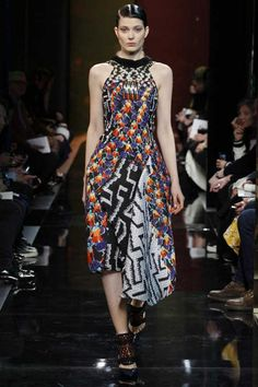 Peter Pilotto Fall 2014 RTW - Runway Photos - Fashion Week - Runway, Fashion Shows and Collections - Vogue