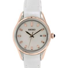 Explore the latest collection of Women's Watches and Girls Watches online in New Zealand from NZ Watch Store. We have a wide collection of the best branded ladies wrist watches including Fossil, Michael Kors, Marc Jacobs and Guess Womens Watches. 21st Gifts, Watches Online, Seiko, Quartz Watch, White Leather, Omega Watch, Fossil, Accessories, Store