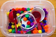 baby sensory activities - Google Search