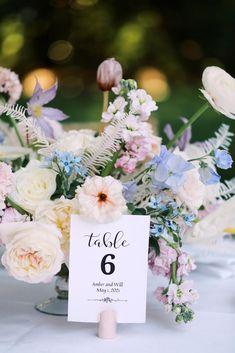 Magical garden-inspired tablescape. Photo: @lindleybattlephotography Garden Party Wedding, Spring Wedding, Wedding Day, Elegant Wedding, Floral Wedding, Pastel Wedding Colors, Marie Antoinette, Wedding Designs, Modern