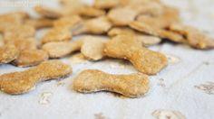 Todd & Lindsey: Peanut Butter & Banana Dog Treats