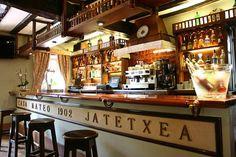 Restaurante Matteo en Oiartzun bar