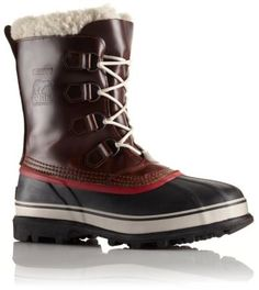 This version of the Caribou has the same waterproof construction, full-grain leather upper and iconic silhouette you know and love, but comes with a wool inner boot (instead of felt) to keep feet warm, dry and cozy during activities in winter weather.