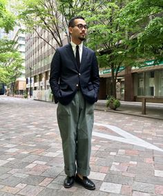 Army Pants, Military Pants, Ivy Style, Mode Style, Preppy Men, Preppy Style, Mens Navy Jacket, Blazer Jacket, Rowing Blazers