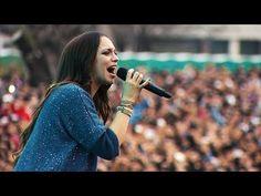 Christine D´Clario - #JesusFest con Ale Gomez - Como Dijiste (LIVE) - YouTube