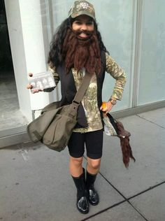 @Haeley Lillge and @Katherine Matthews...I found out Halloween costume this year.