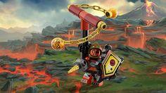 Maestro de las bestias - Personajes - NEXO KNIGHTS LEGO.com
