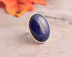 Hey, I found this really awesome Etsy listing at https://www.etsy.com/listing/98520776/lapis-lazuli-ring-deep-blue-ring-lapis