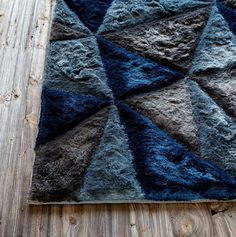 Area Rugs Gray And Blue