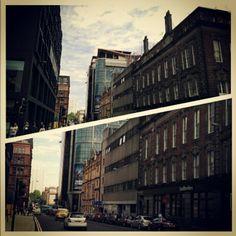 Renfrew Street by @ijusty