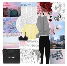 """""""♡// snapmade #10 // the ways that i wanna hold you close"""" by oneheart41-d ❤ liked on Polyvore featuring Chanel, Valentino, Nly Shoes, Monki and teampeacher"""