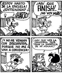 Our social Life Mafalda Quotes, Funny Cute, Hilarious, Teacher Memes, Clever Quotes, Humor Grafico, Calvin And Hobbes, Vintage Comics, Funny Comics