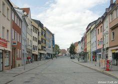 Schweinfurt - Wolfsgasse in Schweinfurt