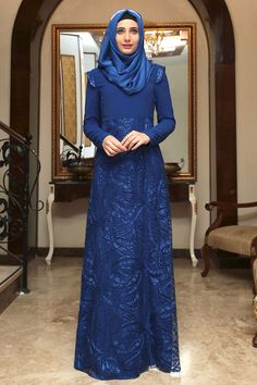 Hijab Evening wear collection