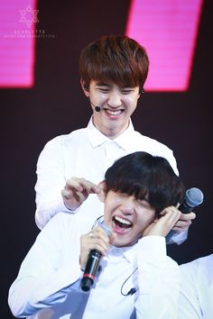 #Kyungsoo & #Baekhyun