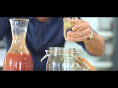 The Bloody Mary is a delicious and refreshing alcoholic beverage. World Class Bartender Tim Philips has the perfect recipe for you to try it at home!