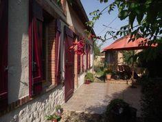 Maison d'hôtes typique de la Sologne.