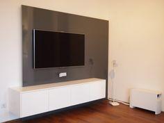 referenzen tv wall tv wand fernsehwand aus schreinerhand - Design Fernsehwnde