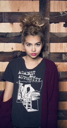 Hayley Kiyoko photos, including production stills, premiere photos and other event photos, publicity photos, behind-the-scenes, and more.
