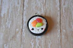 #kawaii #food #sushi #charm #polymer #clay