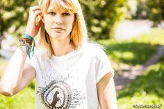 T-shirt Wild Horse & Jewelry - http://www.wearetheneons.com - photo©www.levetchristophe.fr