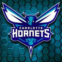 The new Charlotte Hornets Logo