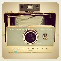 """Let's Polaroid"" - 2011 TM Wong in Taiwan #planum #Gold #Polaroid"