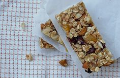 25 delicious granola bar recipes