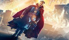 Mira la capa de levitación en el nuevo #TVSpot del #DoctorStrange y una nueva imagen del hechicero #Wong