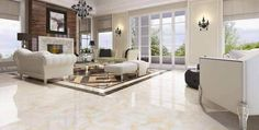 Porcelain tile is not like the others tile and cleaning the porcelain tile floors is quite different. So you must know how to clean porcelain tile floors.