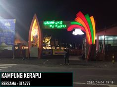 Nikmatin pemandang indah di #KampungKerapu dimana terletak pada #JawaTimur yang bertepatan di daerah #Situbondo salam dari #GTA777 #GameSlotPulsa #GameSlotOnline #Indonesia Broadway Shows, Neon Signs, Games, Travel, Viajes, Gaming, Destinations, Traveling, Trips