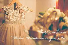 Vestido de Dama - Ateliê Romântico Yes, I Do