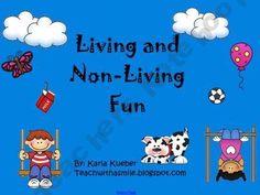 LIving and Non-Living Fun (SMART)