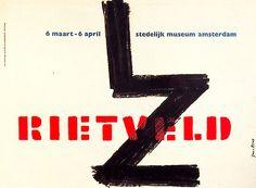 Rietveld (Jan Bons 1959) by leiris202, via Flickr