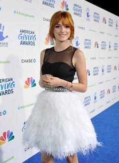 Bella Thorne looking glamorous