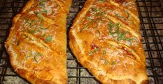 Make your calzone the way you want it...fast!