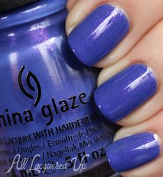 china glaze fancy pants nail polish swatch avant garden spring 2013 Best of 2013   Top 30 Nail Polishes of the Year