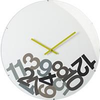 This described my horrible sense of time to a tee! I LOVE this clock!