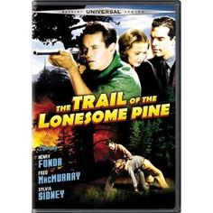 Screen legends Henry Fonda & Fred MacMurray star in The Trail of the Lonesome Pine - one of the first films ever to be filmed outdoors in glorious Technicolor®! Deep in the undeveloped backwoods of the Blue Ridge Mountains 2 young men are caught in the midst of an ancient & bitter feud between 2 families & fighting for the romantic attention of a beautiful woman (Sylvia Sidney). One of the most breathtaking movies ever to hit the silver screen. Amazon $4.76