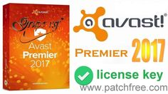 Avast! Premier 17.1.3394.0 (2017) License Key & Serial Key - https://patchfree.com/avast-premier-2017-crack/