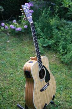 Ihr habt die einmalige Gelegenheit eine der sehr, sehr seltenen YAMAHA FGX-B1 zu erwerben! IST DIE...,absolute RARITÄT !!  For Sale:    YAMAHA FGX-B1    Westerngitarre in Kempten - Kempten
